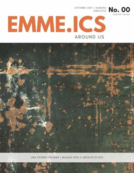 Il nuovo magazine EMME.ICS è pronto!