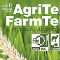 AgriTek FarmTek Fair in Astana from 14th to 16th of March 2018 1