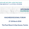 IAOM Maghreb Regional Forum in Tunisia from 27th to 28th of March 2018 1