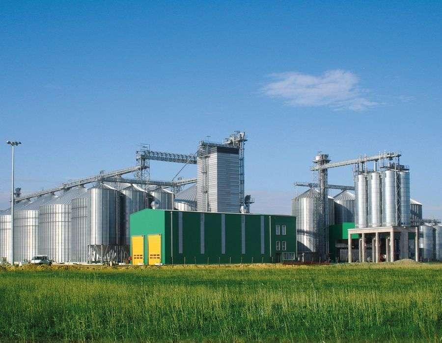 ITALIA: Oleificio con capacità totale di stoccaggio in silos di 53.000 tons - foto 1
